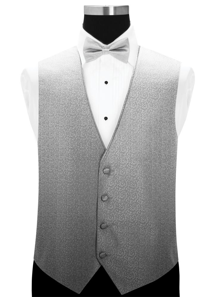 Platinum 'Celebration' Vest by Larr Brio