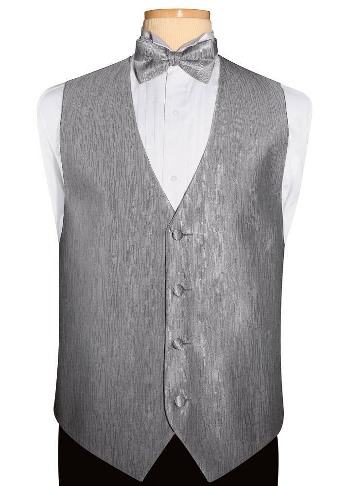 Bali Silver 'Onyx' Vest by Jean Yves