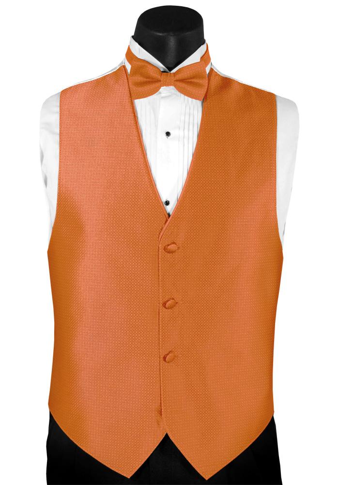 Creamsicle 'Sterling' Vest by Mel Howard