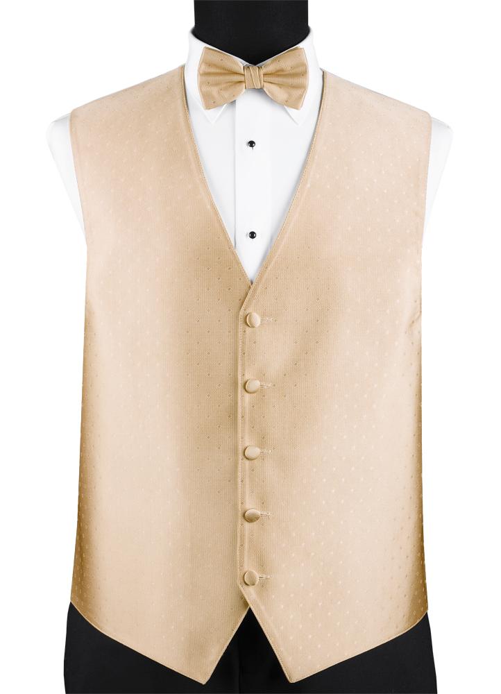 Champagne 'Vineyard' Vest by Lauren Ralph Lauren
