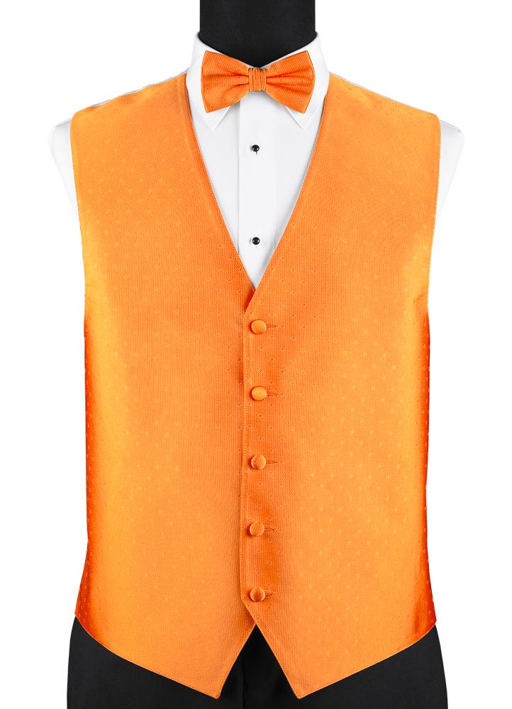 Tangerine 'Vineyard' Vest by Lauren Ralph Lauren