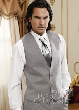 Heather Grey 'Twilight' Ceremonia Suit | Tuxedos & Suits ...