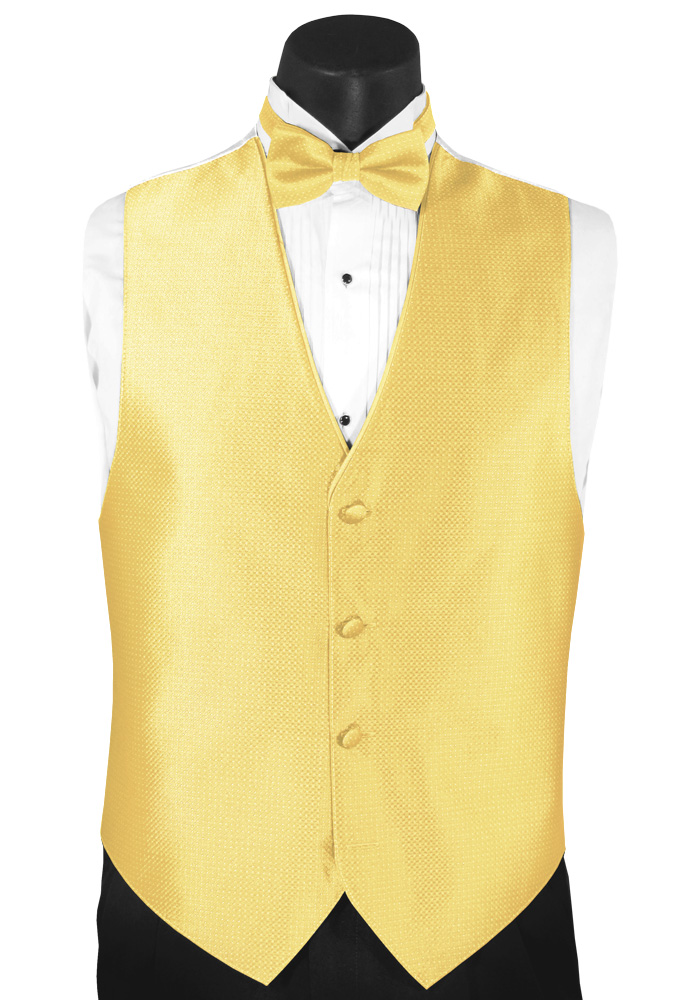 Capri Buttercup 'Sterling' Vest by Mel Howard
