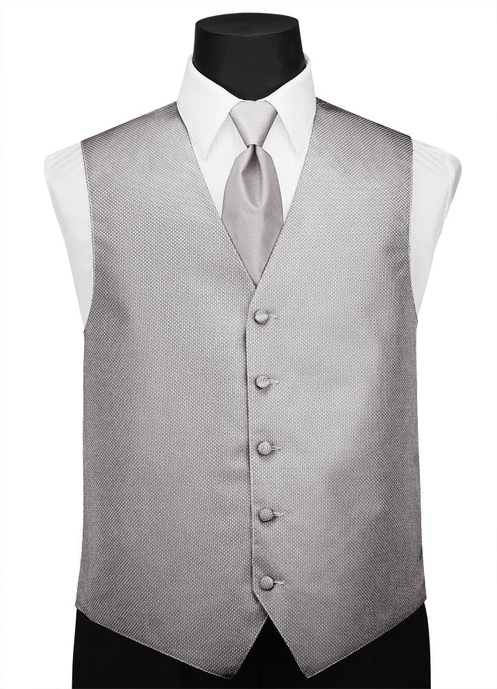 Platinum 'Portofino' Vest by Larr Brio
