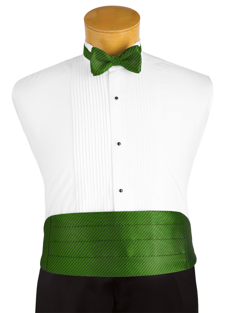 Kelly Green 'Synergy' Cummerbund