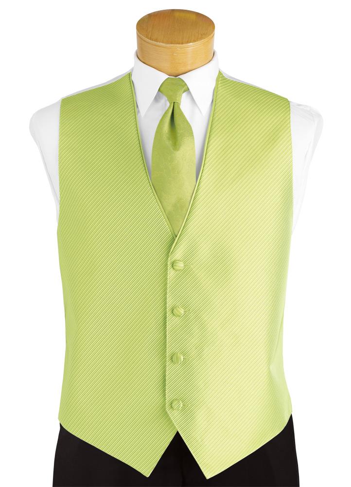 Capri Mint 'Synergy' Tuxedo Vest