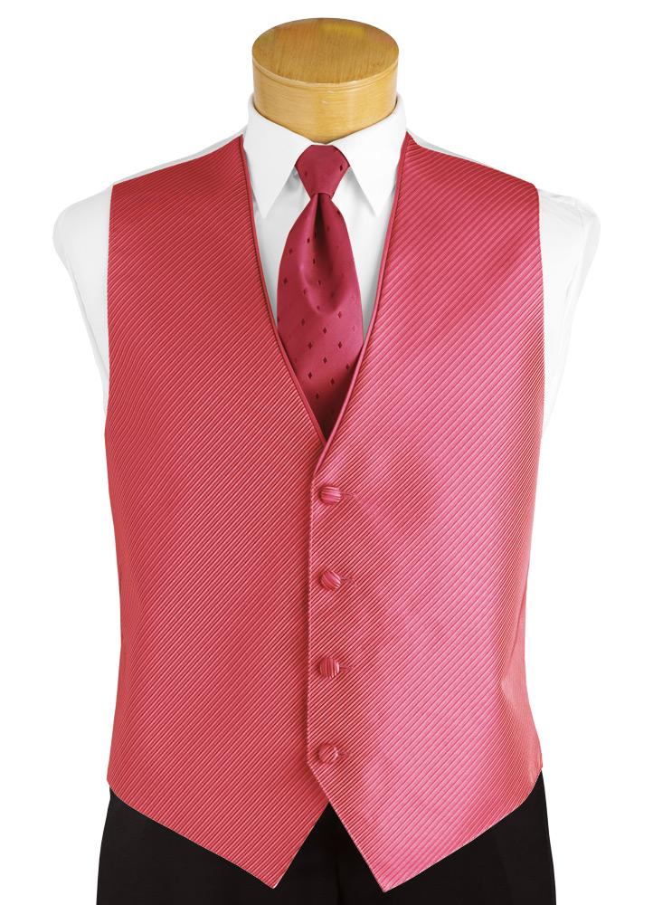 Pomegranate 'Synergy' Tuxedo Vest